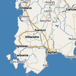 Cartina Satellitare Sardegna.Sardegnamappe Mobile